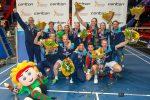 Van Zundert/VELO pakt 12e titel in finale Carlton Eredivisie