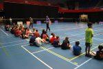 De Bossche Badmintondagen zijn begonnen