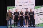 Thuiscomfort grote winnaar bij badminton bedrijventoernooi